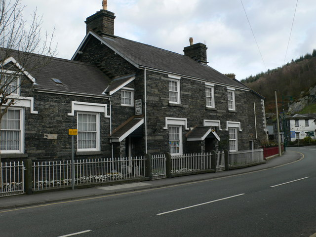 The Old Police Station, Corwen