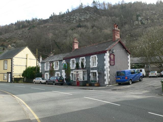 The Royal Oak, Corwen