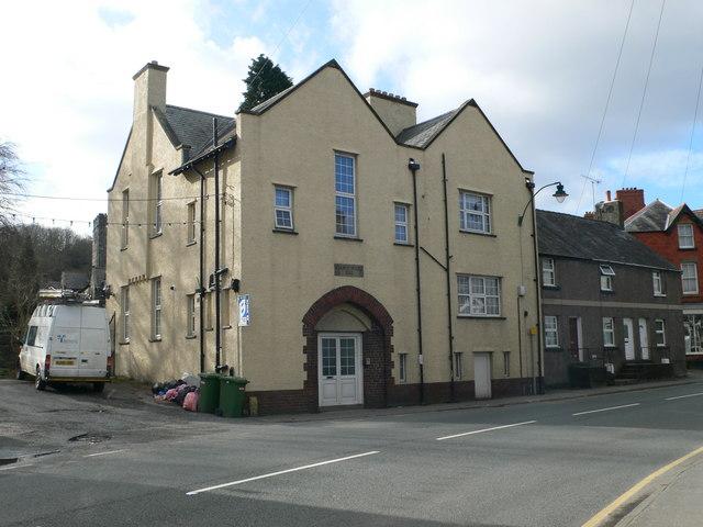 Church House, Corwen