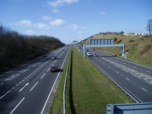 Shoreham By-Pass, A27(T)