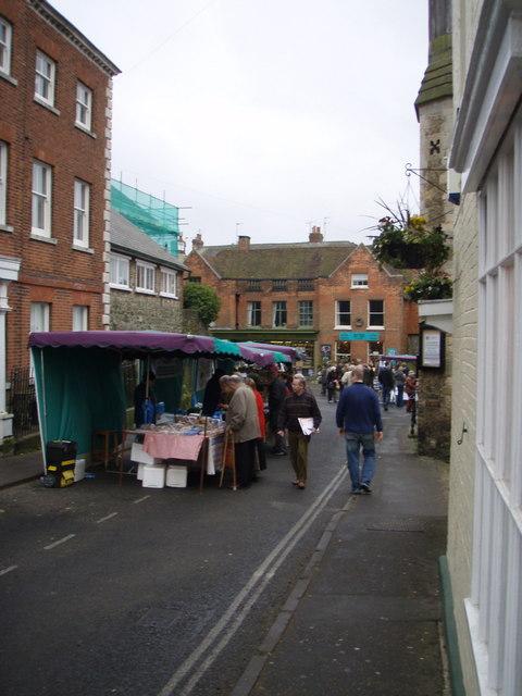 Farmer's Market, Petworth