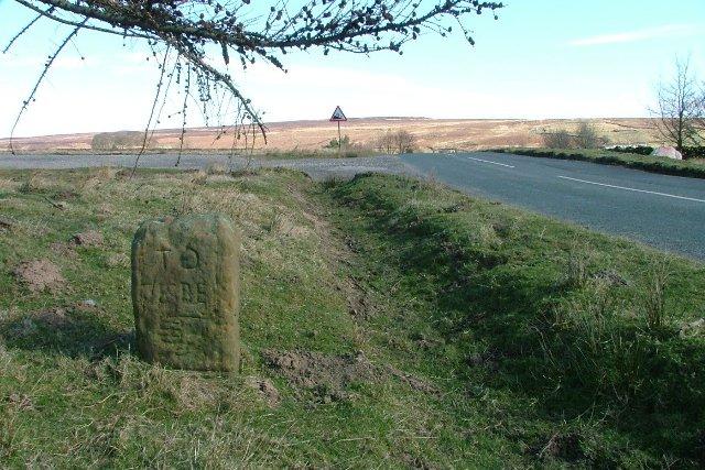 Stone Signpost