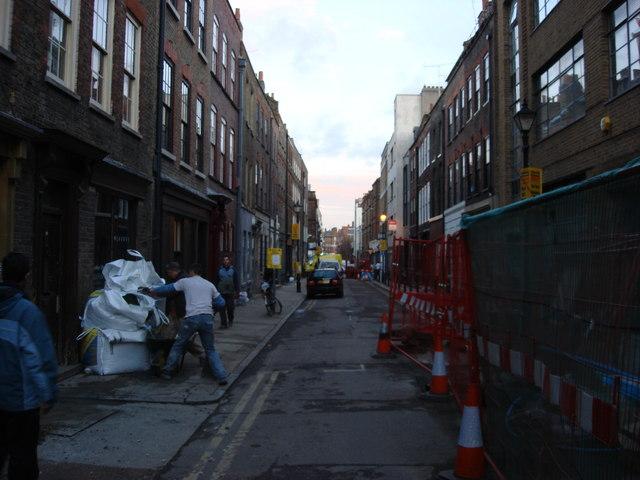 Princelet Street