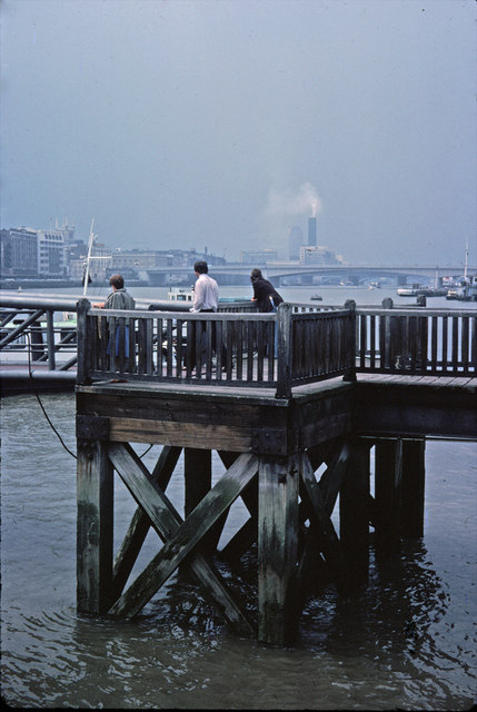 Old Tower Pier, London