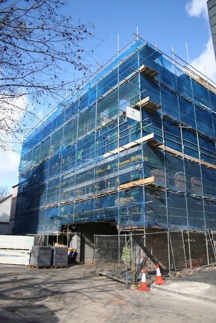 Grantham Street development