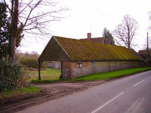 Longstock - Small Barn