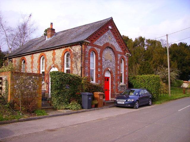 Longstock - Converted Methodist Chapel
