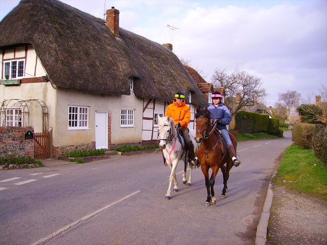 Longstock - Out For a Trot