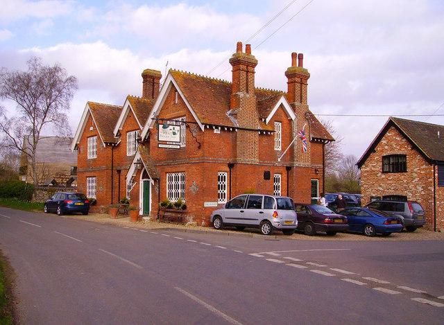 Longstock - Peat Spade Inn and Rooming House