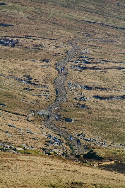 The Horton in Ribblesdale Path