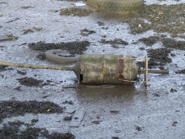 Object in Bowling Harbour