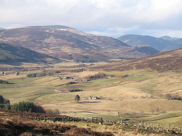 Glen Shee near Blacklunans