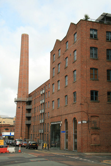 Chorlton New Mill