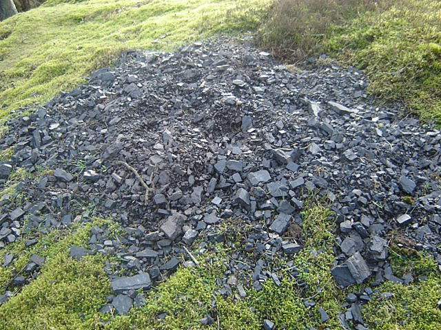 Small Pile of Coal