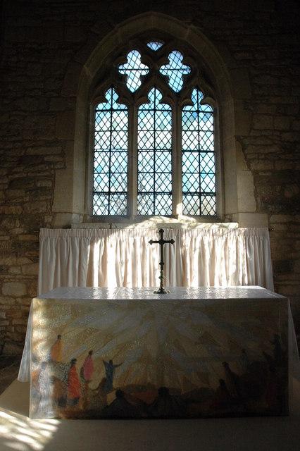 Altar, Teddington Church