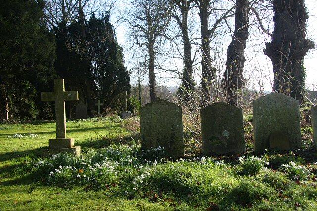 Churchyard of St John the Baptist