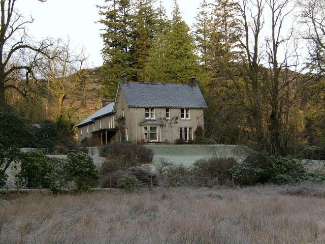 Glenmoidart House