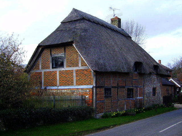 Longstock - Old Cottage