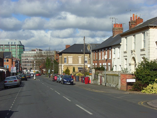 Sidmouth Street, Reading
