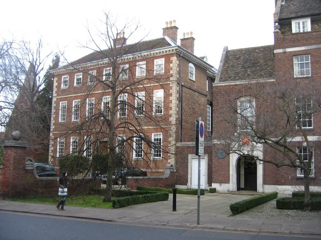 Cambridge Admissions Office - Trumpington Street