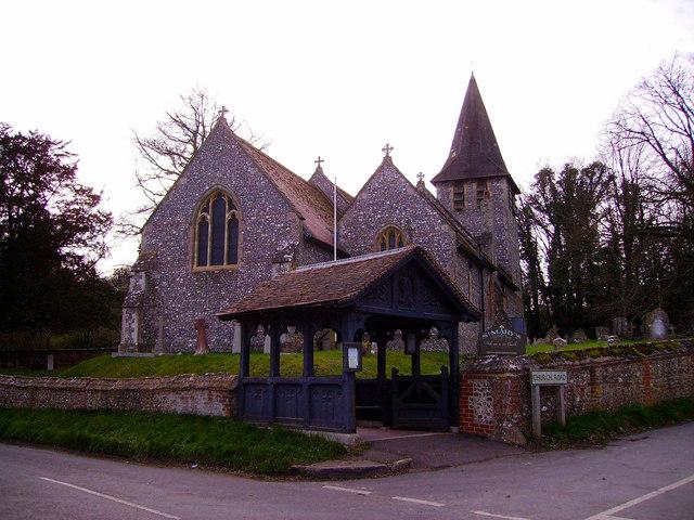 Longstock - St Marys Church