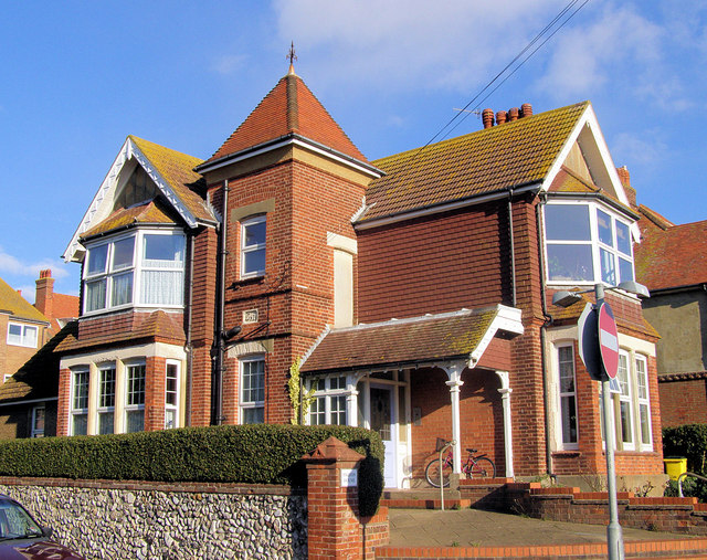 Pigeon House, Warwick Road, Seaford