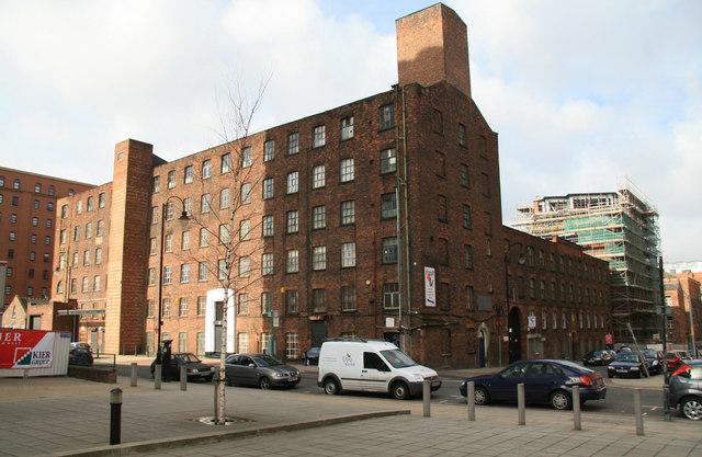 Runcorn's Chatham Mill