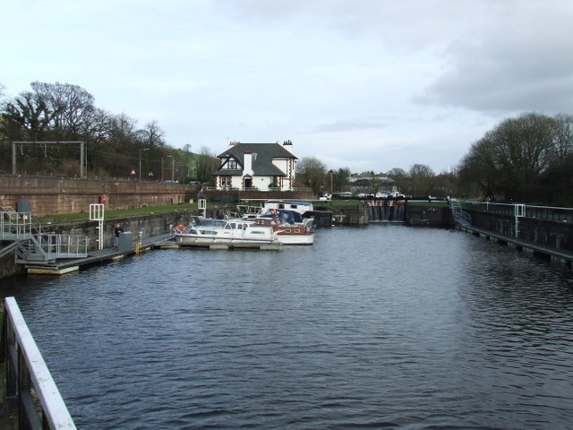 Bowling canal basin