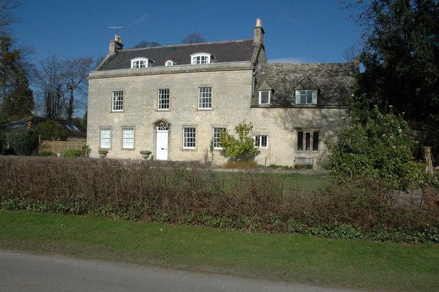 The Grange, Woolstone