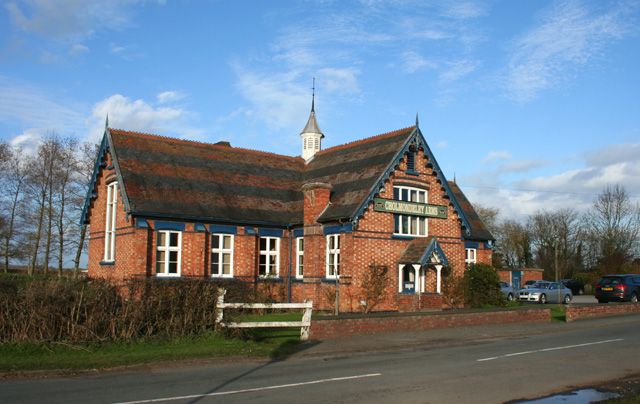 Cholmondeley Arms, near Bickley Moss
