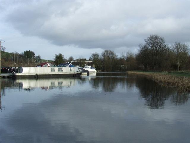 Canal basin at Bowling