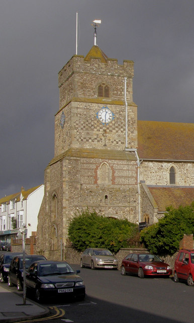 St. Leonard's Church Tower, Seaford