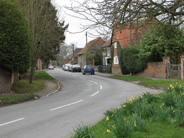 The High Street South Morton