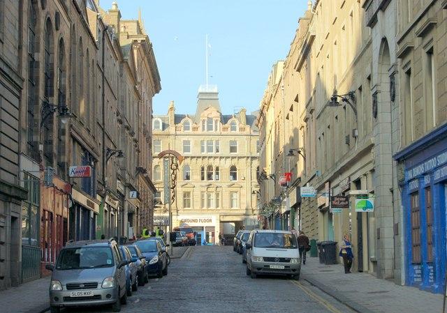 Castle Street Dundee