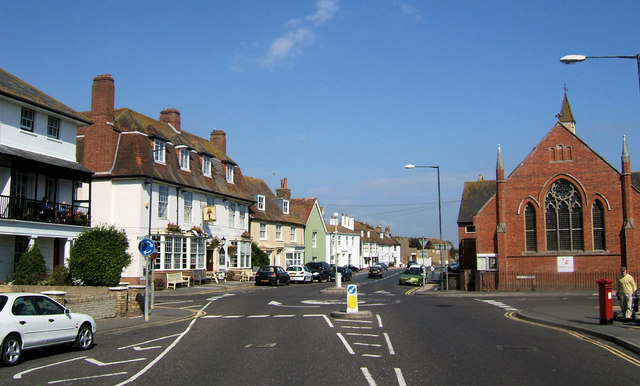 Steyne Road, Seaford