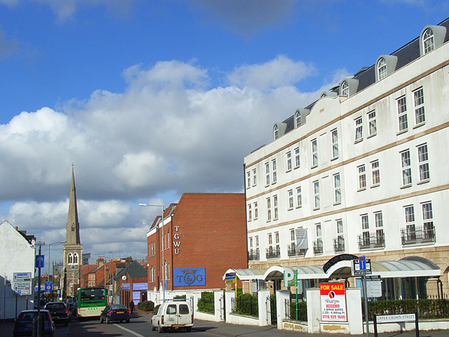Southampton Street, Reading
