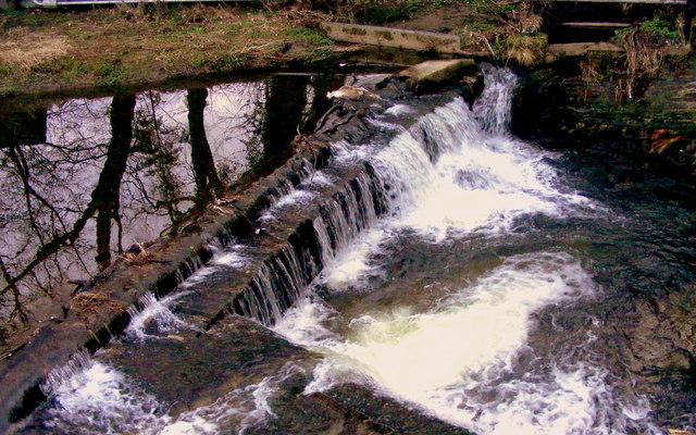The Weir by Glen Keith Distillery