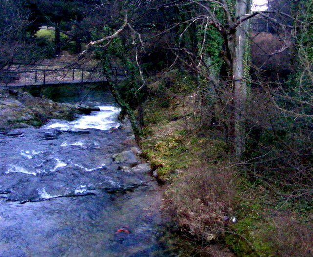 The River Isla