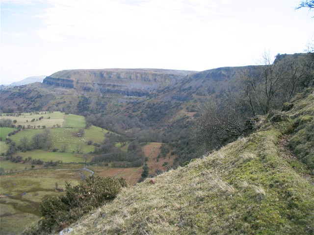 Llangattock Escarpment