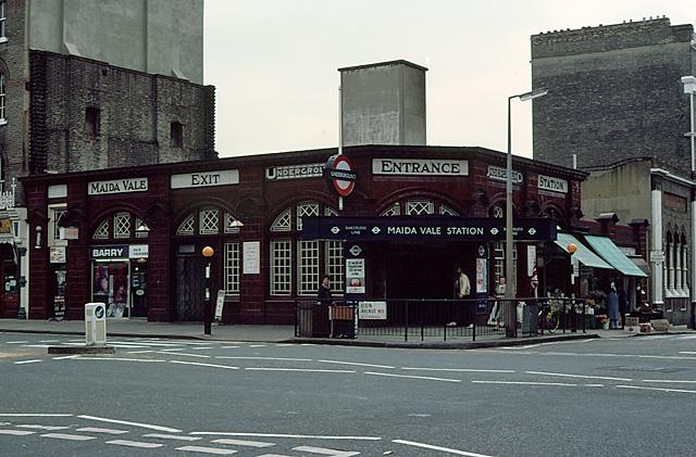 Maida Vale Station
