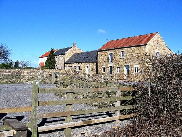Stotgate Farm Cottages