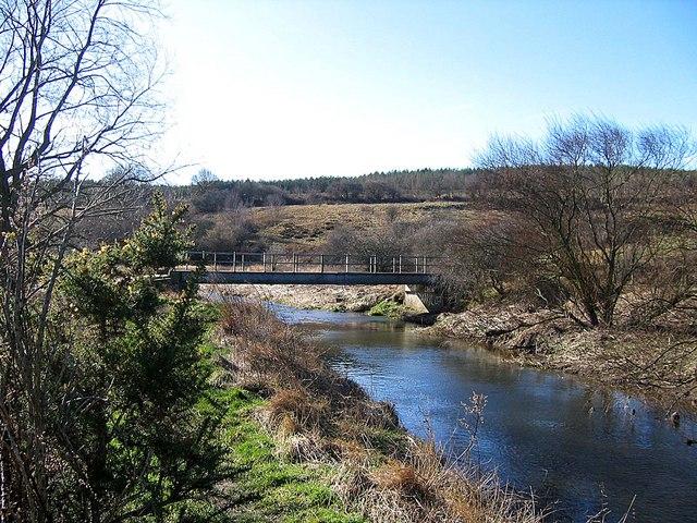 Bridge over the River Browney