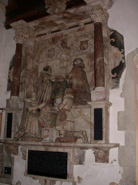 Thomas Wendy memorial, All Saints' Church