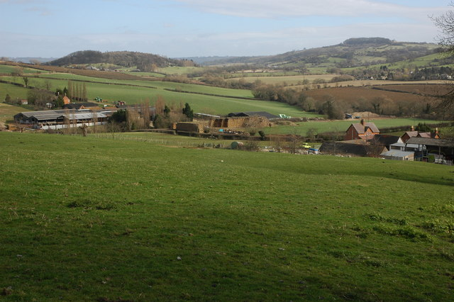 Crane Hill Farm, Woolstone