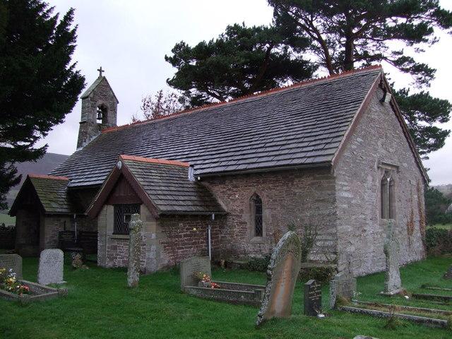 Church of St Beuno & St Peter, Llanveynoe
