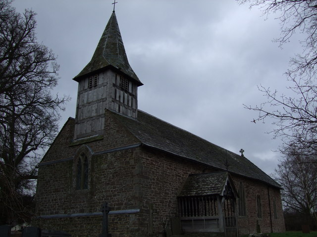 Vowchurch Church