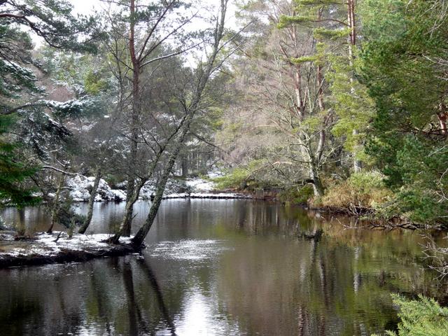 Loch Skibo, near Rhivaig