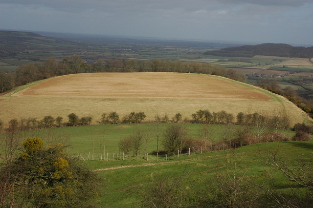 View from Oxenton Hill