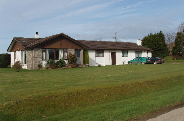 Bungalow at Lower Exe