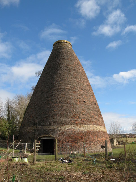Bottle kilns, Corbridge